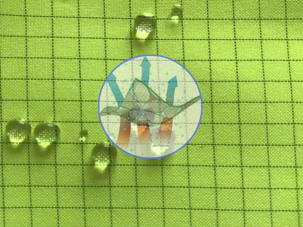 冲锋衣买什么面料的才防水透气?